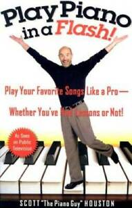 Play Piano in a Flash!: Play Your Favorite Songs Like a Pro -- Wheth - VERY GOOD