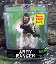 NIB McFarlane's Military Army Ranger Arctic Operations Action Figures B7