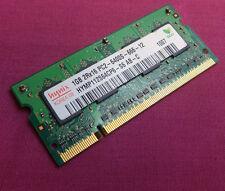 1GB Hynix HYMP112S64CP6-S6 AB-C PC2-6400S DDR2 200-Pin SODIMM Laptop Memory