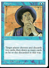 MAGIC THE GATHERING 5TH EDITION BLUE FORGET