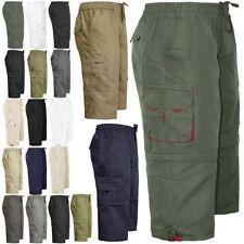 Unbranded Cargo Regular Size Shorts for Men