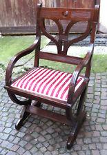 181202 Bella sedia da scrittoio art deco . Italia , anni venti