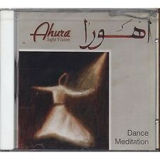 AHURA - Sufis - CD 1991 SIGILLATO SEALED