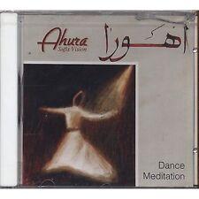 AHURA - Sufis - CD 1991 SIGILLATO SEALED