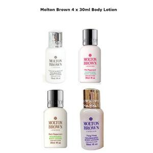 Molton Brown- 4x30ml BODY LOTION Gift Set GIFT