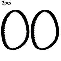 Belt Geared Belt 440012455 Black Accessories UH74210 Set Kit For Hoover
