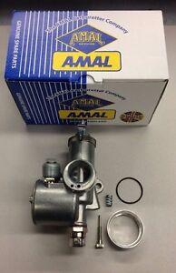 Triumph 376 CARBURETOR MONOBLOC AMAL 376 1 1/16- NEW!!! 1954 -1963 T110 6T TR6