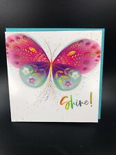 Greeting Card Blank, True Colours Collection, Butterfly