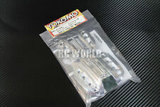 Demi Works Fenders Louver Set B Drift Yokomo 1093 Speed S14 R2 S14 RC #DWS14BK-B