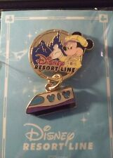 Japan Disney Resort Line Mickey Mouse Monorail Dangle Pin