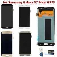 Écran LCD Display Touch Screen pour Samsung Galaxy S7 Edge G935 G935A G935T Tool