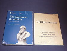 Teaching Co Great Courses DVDs       THE  DARWINIAN  REVOLUTION      new + BONUS