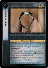 LoTR TCG RoS Rise Of Saruman Ring Of Terror FOIL 17RF18