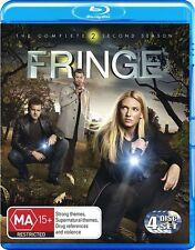 Fringe Season 2 : NEW Blu-Ray