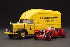 Exoto 43 | 1931 AR 500 Scuderia Ferrari Race Car Transporter | # EXO00001