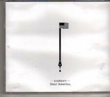 (CR640) Company, Dear America - DJ CD