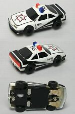 1993 ARTIN USA 1/64th Electric HO Slot Car Chevy Lumina Police RarelySeenUnused!