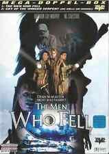 2 Filme The Men Who Fell + Die Hölle am Himmel ( Horror-Sci-Fi ) mit Ike Stielst