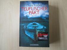 Elena Forbes - TEUFLISCHER PAKT - Thriller - TB - Goldmann - (25823)