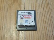 Hello Kitty Daily - Nintendo DS - Card only - PAL
