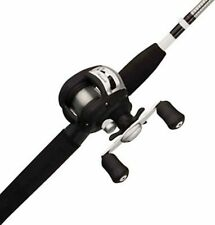 Shakespeare Alpha Medium 6' Low Profile Fishing Rod and Bait cast Reel Combo (2