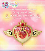 Sailor Moon Compact House Premium Collection Crisis Moon Compact After May PSL