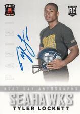 2015 Panini Next Day Autographs #NDTL Tyler Lockett Seahawks