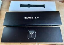 Apple Watch Nike Series 6, GPS,  44mm, Space Gray, M02M3LL/A, Aluminum