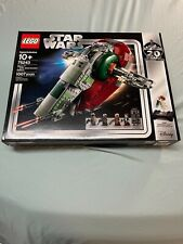 Lego Star Wars 20th Anniversary Slave 1 New Sealed 75243 😮