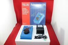 Tillig 08130 Spur H0/TT/N Fahrregler TFi mit Impulsbreitensteuer/Top Zustand/OVP