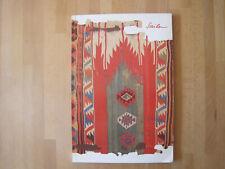 Spuhler: Textile Fragmente, Galerie Sailer (1988), TOP!