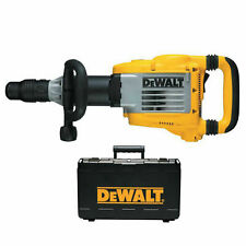 DeWalt D25901K Heavy Duty SDS Max Demolition Hammer with Shocks - 220 V