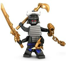 NEW LEGO NINJAGO LORD GARMADON MINIFIG 9450 minifigure figure four arms villain