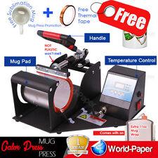 Transfer Sublimation Cup Coffee Mug Heat Press Printing Machine Digital V 3.0