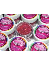 Rainbow Dust Sparkle Cake Cupcake Decoration Glitter Edible Sugarcraft Baking Hologram Pink