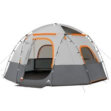 6-Person Ozark Trail Camping Tent Outdoor Waterproof Family Tent Shelter Cabin