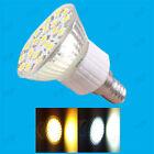 4x 4.8w LED Bombillas Foco, RU, Día O Blanco Cálido Sustituto De halógenas