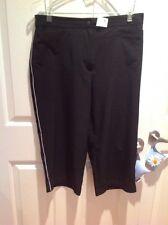 Chicos Zenergy Cropped Pants Size 2