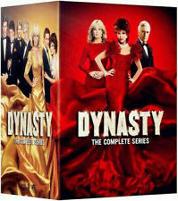 Dynasty: The Complete Series - 1-9,DVD Boxed Set, Free Shipping, New.