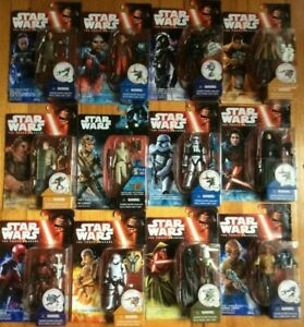 Star wars force awakens Rey Nien Nunb Kylo Ren Stormtrooper Ankur Plutt Finn