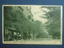 AK Hamburg - Harvestehude. Mittelweg. 1908