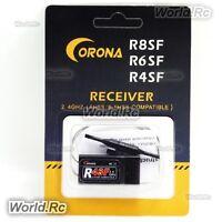 Corona 2.4G R4SF S.Bus Receiver For FUTABA S-FHSS Transmitter T6 T8J T10J 14SG