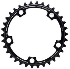 SRAM Red 22/Force 22 Yaw S2 X-Glide 34T 11S Chainring, Use with 50T S3, 110mm