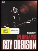 ROY ORBISON (DVD/CD) IN DREAMS DOCUMENTARY DVD w/BONUS LIVE CD Album *NEW*