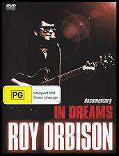 ROY ORBISON (DVD/CD) IN DREAMS DOCUMENTARY DVD w/BONUS LIVE CD Album *NEW*