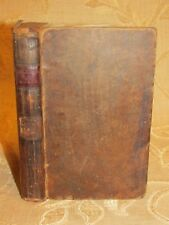 Antique Book Of The Adventures Of Sir Launcelot Greaves - 1775