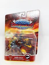 Skylanders Superchargers Vehicle - BURN CYCLE Character Pack (Universal) NEW