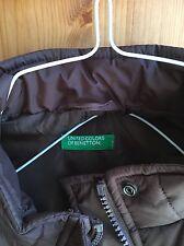 Weste Steppweste Benetton Braun Gr 110