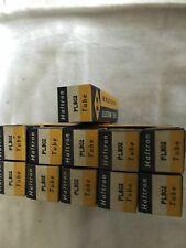 lot of 5 Haltron PL802 Vacuum tubes. NOS. Original packaging. Vintage.