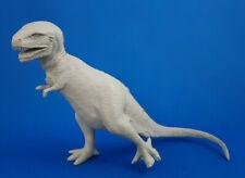 Marx Tyrannosaurus Dinosaur 1960s Prehistoric Playset Vintage Light Gray Plastic
